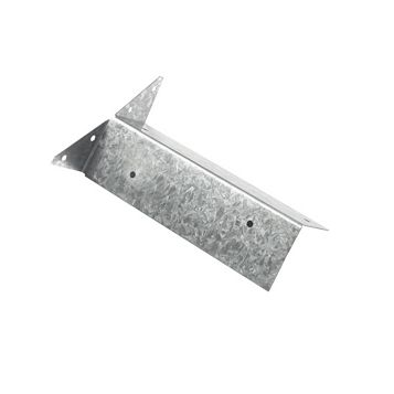 Metpost Steel Arris Rail Bracket (L)220mm