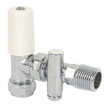 Pegler Yorkshire Wheelhead & Lockshield Valve