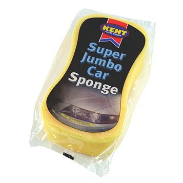 Kent Car Care Synthetic Sponge Jumbo Sponge