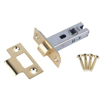 Smith & Locke Tubular Mortice Latch (L)63mm (W)25mm