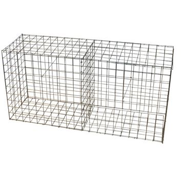 Steel Stone Cage (W)1.5m (L)500mm