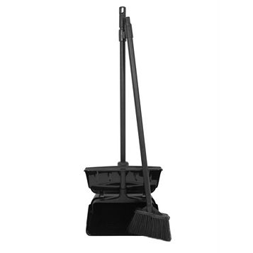 Bentley Professional Longhandled Dustpan with Lid
