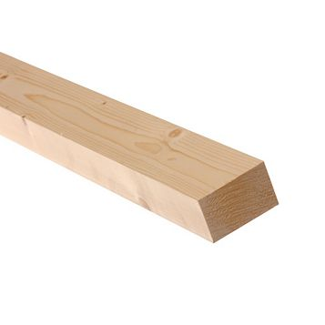 Timber Planed (T)44mm (W)70mm (L)2400mm