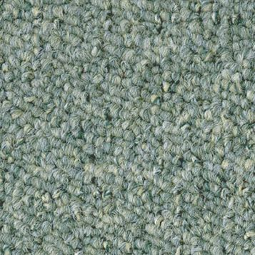 Colours Green Carpet Tile
