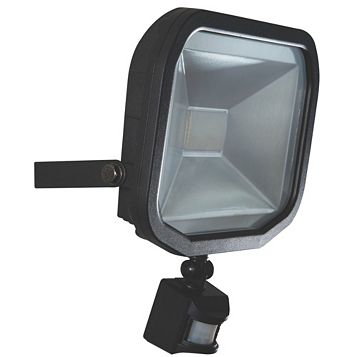Luceco Guardian Slim 30W Floodlight with PIR