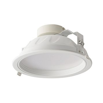 Luceco White LED Downlight 18 W