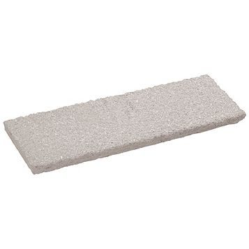 Textured Grey Coping Stone, (L)580mm (W)136mm (T)50mm