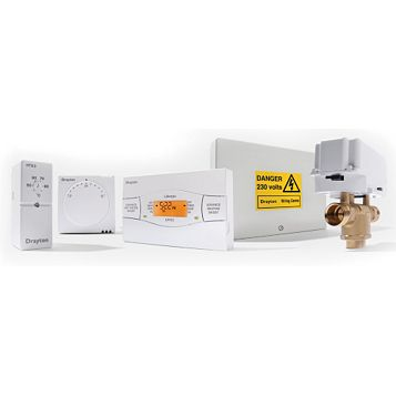 Drayton Central Heating Control Pack
