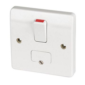 MK Switched Flex Outlet 13A