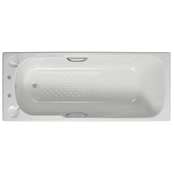 Armitage Shanks Sandringham Acrylic Rectangular Straight Bath (L)1695mm (W)695mm