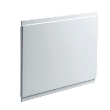 Armitage Shanks Sandringham White Bath End Panel (W)695mm