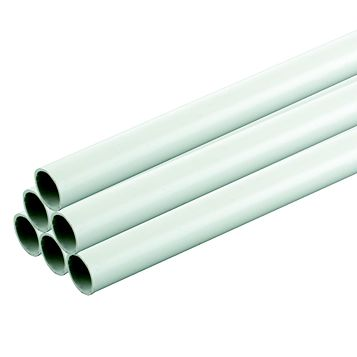 Tower Heavy Duty Rigid Conduit 2m, Pack of 20