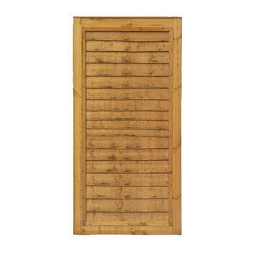 Grange Timber Traditional Gate (H)1.82m (W)900mm