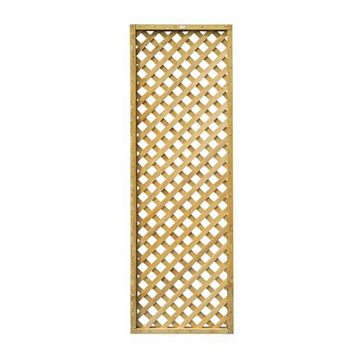 Grange 1.83 M x 610 mm Trellis Panel, Softwood