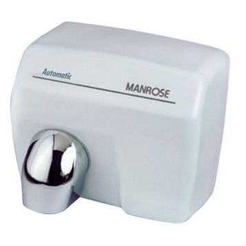 Manrose MAN/E-88A 2.4 kW Hand Dryer
