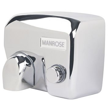 Manrose MAN/E-88C 2.4 kW Hand Dryer