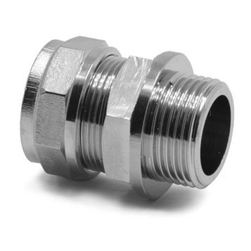 Pegler Compression Male Coupler (Dia)22 mm