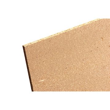 Chipboard Sheet (Th)12mm (W)607mm (L)1220mm
