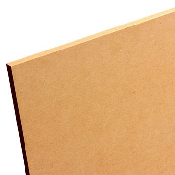 MDF Board (Th)6mm (W)606mm (L)1220mm