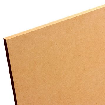 MDF Board (Th)12mm (W)606mm (L)1220mm