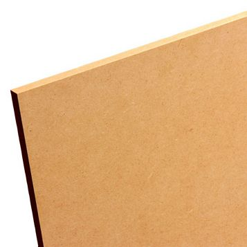 MDF Board (Th)18mm (W)607mm (L)1829mm