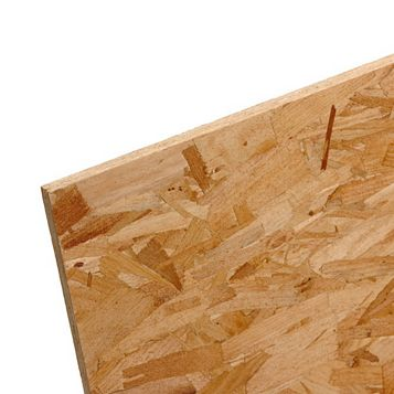 OSB 2 Board (Th)15mm (W)607mm (L)1220mm