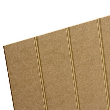 MDF Bead & Butt Match Board (Th)6mm (W)607mm (L)1220mm