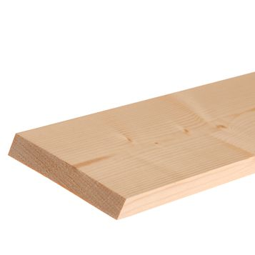 Smooth Planed Timber (T)18mm (W)119mm (L)3000mm