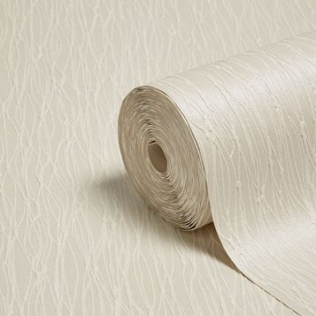 Siena Textured Cotton Wallpaper