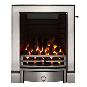 Soho Slide Control Inset Gas Fire