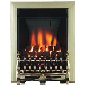 Focal Point Blenheim Multi Flue Remote Control Inset Gas Fire