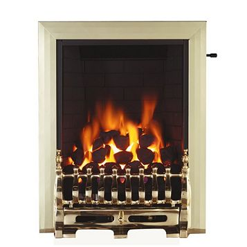 Focal Point Blenheim Slide Control Inset Gas Fire