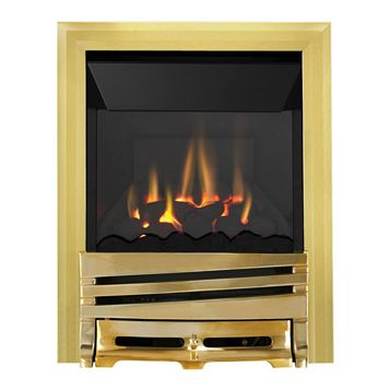 Horizon Manual Control Inset Gas Fire