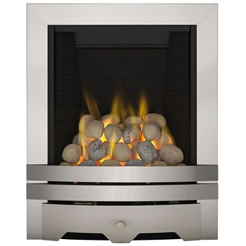 Lulworth Remote Control Inset Gas Fire