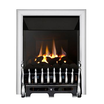 Focal Point Blenheim High Efficiency Black Manual Control Inset Gas Fire