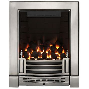 Focal Point Finsbury Full Depth Manual Control Inset Gas Fire