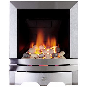 Lulworth Manual Control Inset Gas Fire