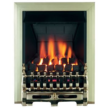 Focal Point Blenheim Multi Flue Manual Control Inset Gas Fire