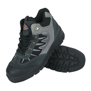 Dickies Steel Toe Cap Feature Trainers, Size 8