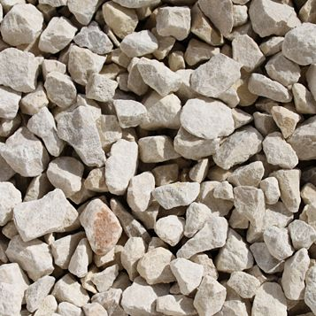 B&Q Cotswold Buff Decorative Stone Chippings 790000G