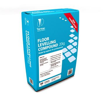 Tarmac Floor Levelling Compound, 20kg