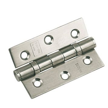Stainless Steel Grade 7 Ball Bearing Hinge (L)75mm, Pair Of 2