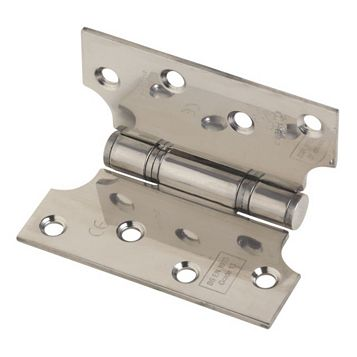 Eclipse Polished Parliament Hinge (W)102mm (L)102mm