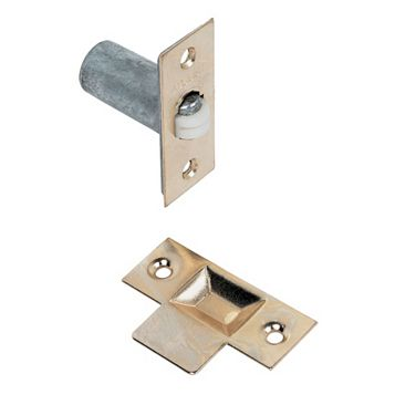 Electro Brass Roller Catch, Pack of 5