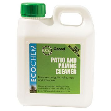Ecochem Patio & Driveway Cleaner, 1L
