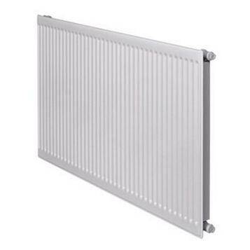 Barlo Round Top Type 11 Single Panel Radiator, (H)600mm (W)400mm