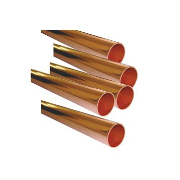 Mueller Copper Tube (Dia)22mm (L)2m