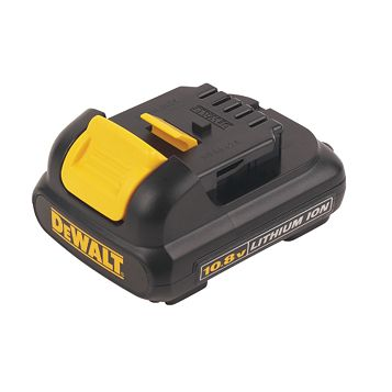 DeWalt 10.8 V Li-Ion 1.3 Ah Rechargeable Battery