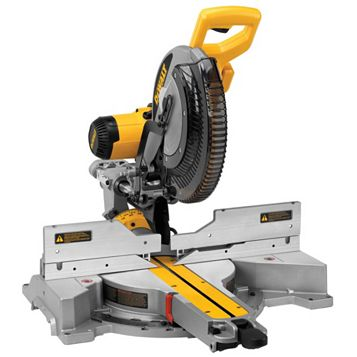 DeWalt 960W 305mm Double-Bevel Sliding Compound Mitre Saw DWS780-LX