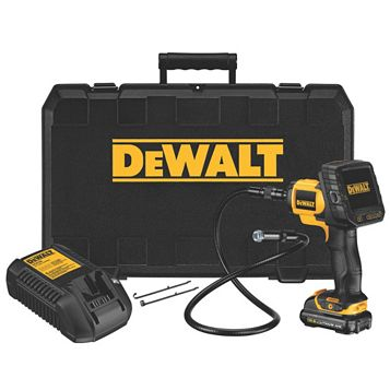 DeWalt 1.3 Ah Inspection Camera DCT410S1-GB